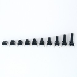 Tact Switch 6x6 -10pcs.