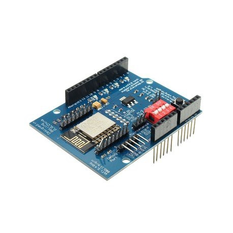 ARduino UNO SHIEL with ESP8266 ESP12