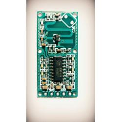 Czujnik mikrofalowy RCWL-0516 Arduino