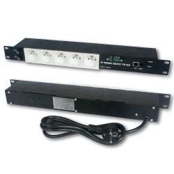 Zarządzalna listwa zasilająca IP Power Socket 5G10A V2 PRO