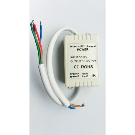 SIMPLE RGB LED CONTROLLER