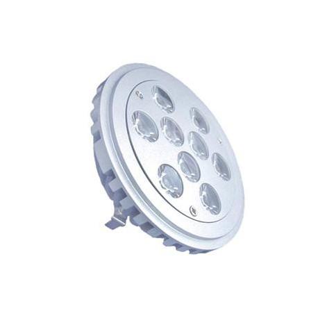 ŻARÓWKA LED AR111 GU53 9W /230V