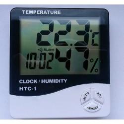 HTC-1 Clock Alarm