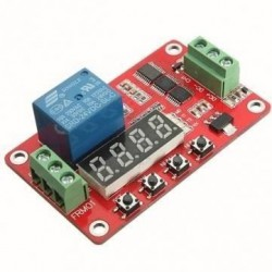 Timer module with relay FRM01