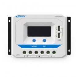 Solar charger controller VS4548AU 12/24/36/48V 45A