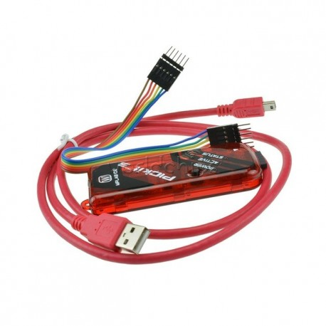 Programator PICKIT3 Emulator + USB