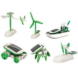 Edukacyjny robot solarny 6 w 1
