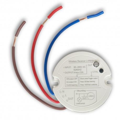 One way receiver / LVR900 1 Loop Reciver/220V