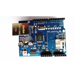 Arduino W5100 Ethernet Shield
