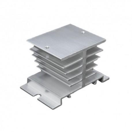 Radiator aluminiowy do przekaźnika SSR
