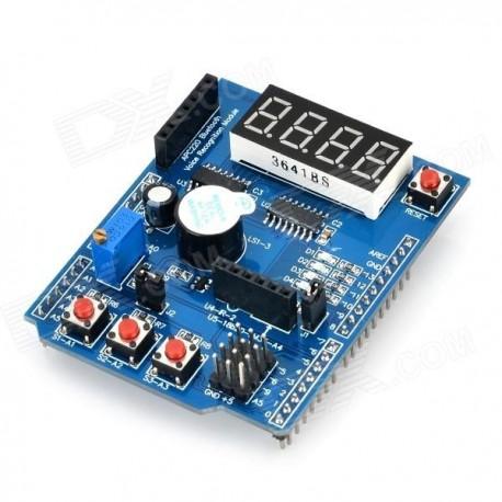 Multi-function Shield do Arduino