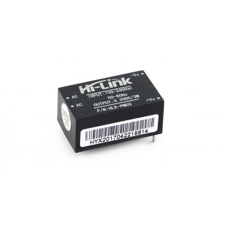Ultra-compact power module HLK-PM01 100-240AVC 5V 3W