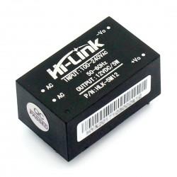 Moduł zasilania 12V/5W AC-DC 230V HI-LINK