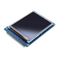 """Moduł wyświetlacza LCD TFT 3,2"""" do Arduino"""
