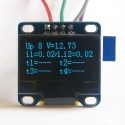 "OLED 1,3"" I2C SERIAL Blue Display Module"