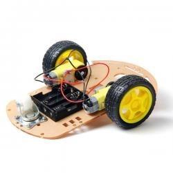 Podwozie robota z silnikami + akcesoria