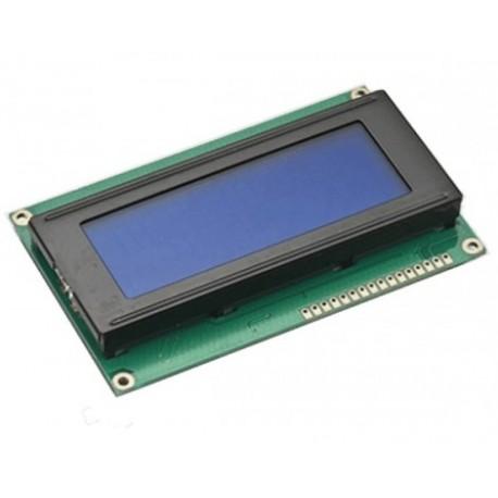 Wyświetlacz LCD 4x20 BLUE