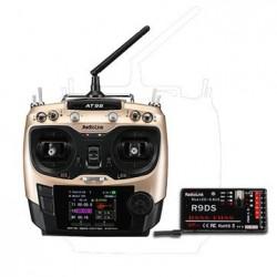 Transmiter RadioLink AT9S with RXR9DS
