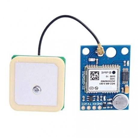 Moduł GPS NEO-6M uBlox z anteną