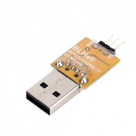 PROGRAMATOR REGULATORÓW ESC BLHeli USB