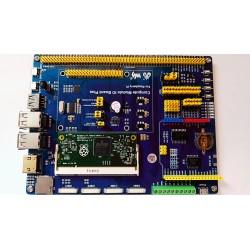 Compute Module IO Board Plus + Raspberry Pi CM3
