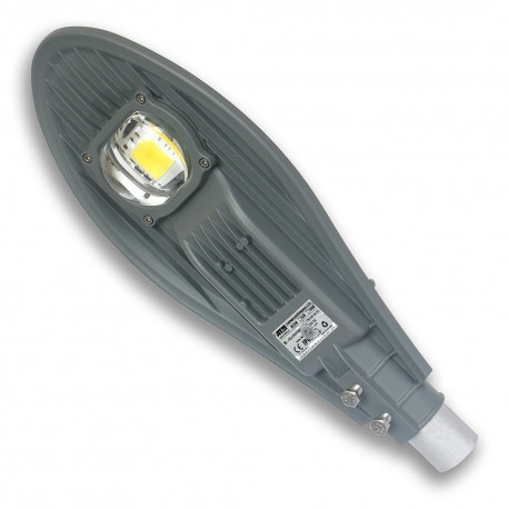 Lampa Uliczna LED COB AC 30W/230V IP65 ODLEW z czujnikiem zmierzchu