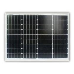 Photovoltaic Monocrystalline module 50W/12V