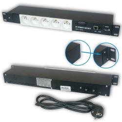 Zarządzalna listwa zasilająca IP Power Socket 5G10A V2