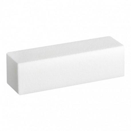 Nail white polishing block