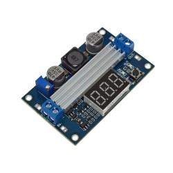DC 100W LTC1871 3-35V Boost Module Step Up
