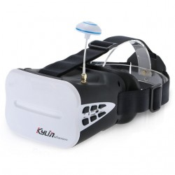 "Gogle FPV Headset Goggles 5"" 3.7V Battery for Kylin Vision"