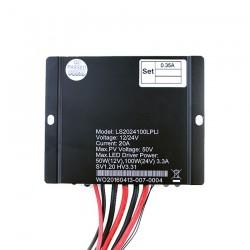Kontroler LS2024120 LPLI 20A 12/24V