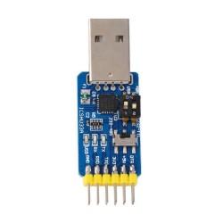 Konwerter USB UART TTL CP2102 wyjście 5V 3,3V