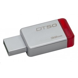 Kingston Pendrive 32GB DT50 Gen 1 USB 3.1