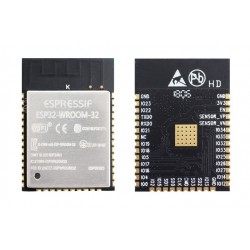 Układ ESP-WROOM-32 CHIP WiFi + Bluetooth BLE SMD