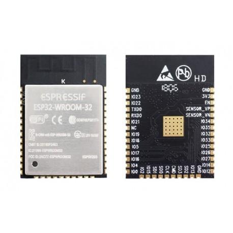 Układ ESP-WROOM-32 CHIP WiFi + Bluetooth BLE SMD