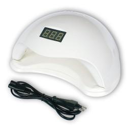 Lampa UV/LED SPT-592 54 W z Podstawką Paznokcie Hybryda