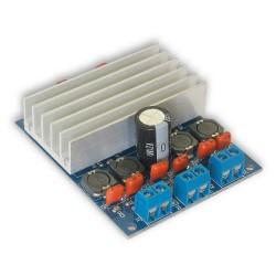 TDA7492 (2x50W) Dwukanałowy wzmacniacz audio