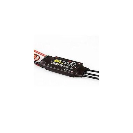 REGULATOR ESC 2-4S 20A 499Hz Support OneShot125