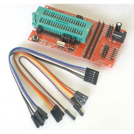 Płyta systemowa mikrokontrolera PIC