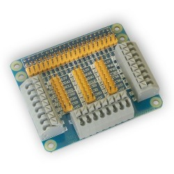 Triple GPIO Multiplexing Expansion Board for Raspberry Pi 2/3 Model B/B+