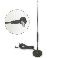 Antena GSM/SG/HSDPA 9dBi 38cm do modemów ZTE/SIERRA/NOVATEL