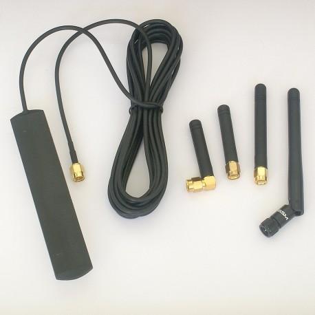 Zestaw anten GSM