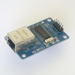 ENC28J60 LAN Ethernet Arduino