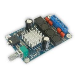 Wzmacniacz audio 2x50W TDA3116