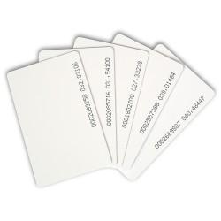 Karta Zbliżeniowa UNIQ 125kHz RFID biała czysta