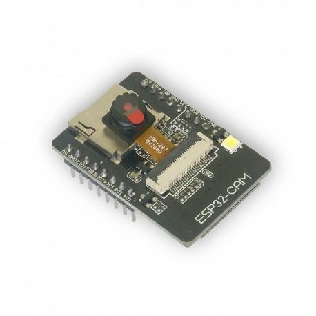 ESP32-CAM with OV2640 2MP