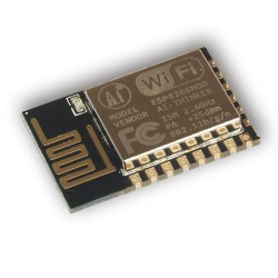 ESP8266 module WiFi ESP-12E with raster 2.00mm