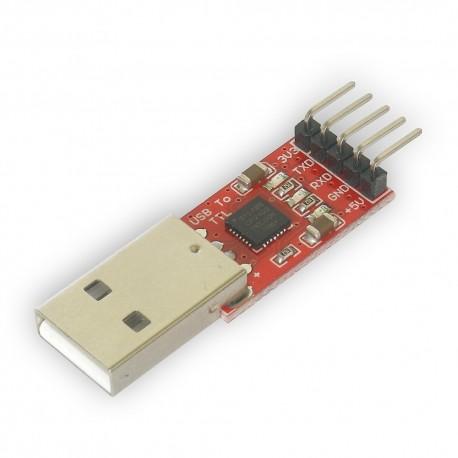 Konwerter USB - RS232/TTL/UART