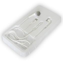 Earphones LYB-T4 white USB-C